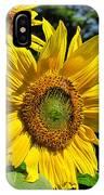 Spirals Of Sun IPhone X Case