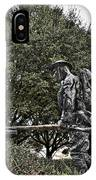 Spirit Of American Doughboy IPhone Case