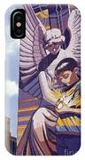 Spirit Of Healing Mural San Antonio Texas IPhone Case