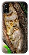 Spirit Of The Forest ... IPhone Case