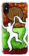 Spirits Of The Dance IPhone Case