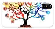Spiritual Art - Tree Of Life IPhone Case