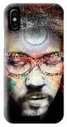 Spiritual Glasses IPhone Case
