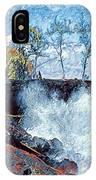 Splash At Mackenzie IPhone Case