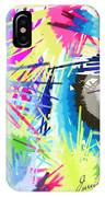 Splash Of Color Abstract IPhone Case