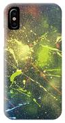 Splash  IPhone Case