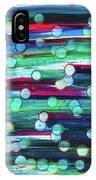 splatterdash No.2 IPhone Case
