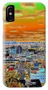 Spokane Washington Earth IPhone Case