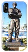 Sponge Diver Memorial IPhone Case