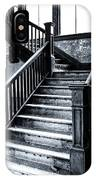 Spooky Grand Staircase IPhone Case