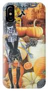 Spooky Harvest IPhone Case