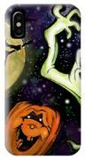 Spooky IPhone Case
