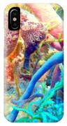 Spotty Seahorse IPhone Case