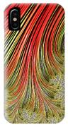 Spreading Roots IPhone Case