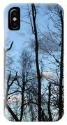 Spring 09  Tree Skyline IPhone Case