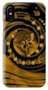 Spring Arrives In Golden Global Style IPhone Case