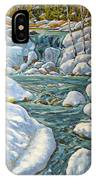 Spring At Last By Richard Pranke IPhone Case