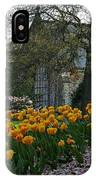 Spring At Spring Grove IPhone Case