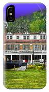 Spring At The Kedron Valley Inn IPhone Case