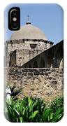 Spring At The Mission IPhone Case