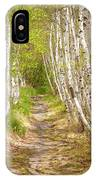 Spring Birch IPhone Case