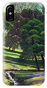 Spring Bloom Table Mountain IPhone Case