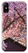 Spring Blossom Canopy IPhone Case