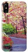 Spring Blossoms Impressions IPhone Case
