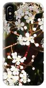 Spring Blossoms Macro IPhone Case