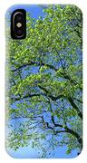 Spring Blue And Green IPhone Case