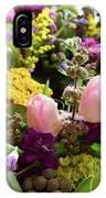 Spring Bouquet 2 IPhone Case