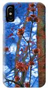Spring Buds IPhone Case