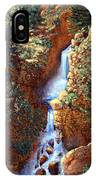 Spring Cascade IPhone Case