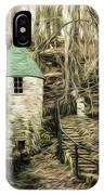 Spring Castle - Rock Island Park Tn Art 585 IPhone Case