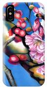 Spring Cherry Blossoms IPhone Case