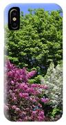 Spring Color 2 051818 IPhone Case