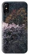 Spring Colors On The Parkway IPhone Case