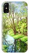 Spring Creek IPhone Case