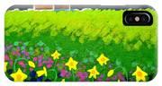 Spring Daffs Ireland IPhone Case