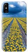 Spring Fields IPhone Case