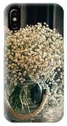 Spring Flower Arrangement IPhone Case