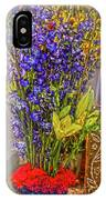 Spring Flowers For Sale IPhone Case