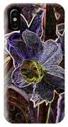 Spring Garden Art IPhone Case