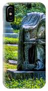 Spring Grove Gavestone IPhone Case