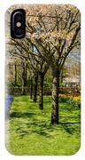 Spring In Keukenhof, Netherlands IPhone Case
