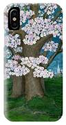 Spring In New York City IPhone Case