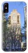 Spring In Philadelphia - Rittenhouse Square IPhone Case