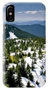 Spring In The Cascades IPhone Case