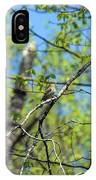 Spring In The Deep Woods IPhone Case