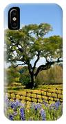 Spring In The Vineyard IPhone Case